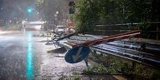 Hochwasser und Waldbrände: Wetter-Chaos in Italien