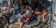 Moria: Regierung verdoppelt Katastrophenhilfe