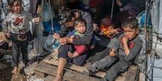 Regierung zahlt 50 Millionen Euro für Moria-Flüchtlinge