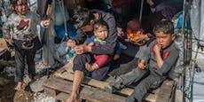 Stadt Wien will Flüchtlingskinder aus Lager holen