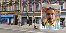 500 Euro Strafe, weil Wiener auf Straße urinierte