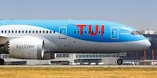 Alle Passagiere dieses TUI-Flugs müssen in Quarantäne