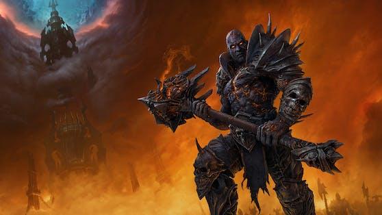 """World of Warcraft Shadowlands"" erscheint am 24. November."