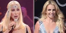 Cher macht sich Sorgen um Britney Spears