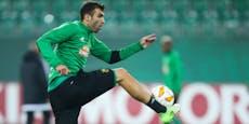 Ex-Rapidler vor dem Wechsel zu Bundesliga-Rivalen