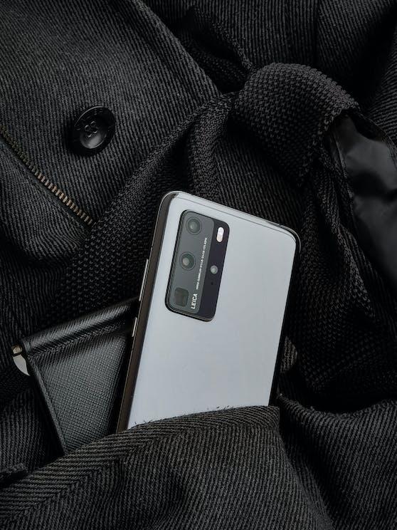 """EISA kürte das Huawei P40 Pro zur """"besten Smartphone-Kamera"""", dessen fotografische Fähigkeiten waren ausschlaggebend."""