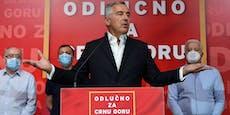 Montenegro-Wahl: Schwere Verluste für Milo Djukanovic