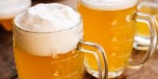Einbrecher fand bei Wirt kein Bier, schlief dann ein