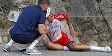 Tour de France: Ewan jubelt, Kletter-Ass im Spital