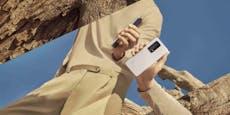 Huawei P40-Serie: Neue Technikwunder mit zeitlosem Stil