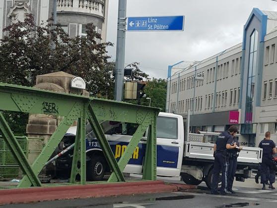 Die Polizei verfolgte den 26-Jährigen von der Wiener City bis nach Penzing (Symbolfoto)