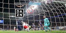 Champions League ab 2021 auf DAZN, Amazon, ServusTV