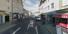 16-Jähriger auf offener Straße niedergestochen