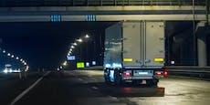 13-Jähriger verblüfft mit heimlichen LKW-Fahrten