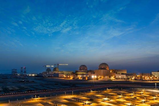 Kraftwerk in Barakah