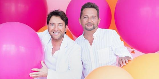 """Freddy März (links) und Martin Marcell haben 1997 """"Fantasy"""" gegründet."""