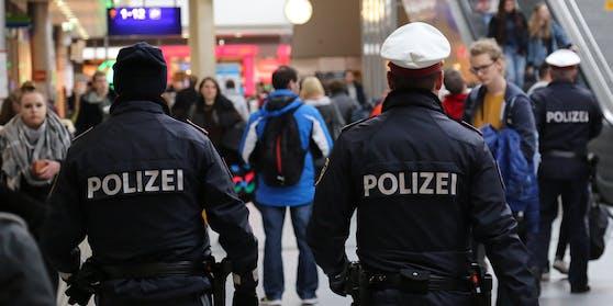 Beamte des Stadtpolizeikommandos Landstraße nahmen den 27-Jährigen mit