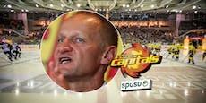 spusu Caps: Heute Entscheidung über Fans in der Halle