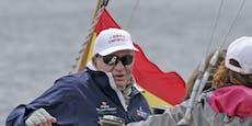Spaniens Ex-König Juan Carlos flieht in die Karibik