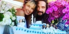 Erster Hochzeitstag: Heidis kitschige Liebeserklärung