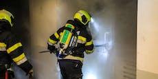 32 Florianis bekämpfen Großbrand in Lokal