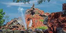 Disney World-Gäste kommen mit Schrecken davon