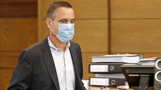Uwe Scheuch vor Gericht