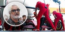 "Ecclestone rät Ferrari: ""Nehmt Briatore als Teamchef"""