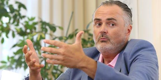 """Hans Peter Doskozil: """"Ich habe in meinem Leben schon viel durchgestanden …"""""""