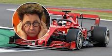 Eiszeit! Vettel ignoriert Ferrari-Boss am Funk