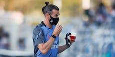 Endgültiger Abschied? Real streicht Bale aus CL-Kader