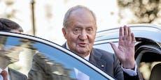 Wo ist der Ex-König? Juan Carlos nicht in der Karibik