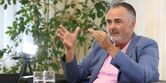 Burgenlands Landeshauptmann Hans Peter Doskozil (SP)