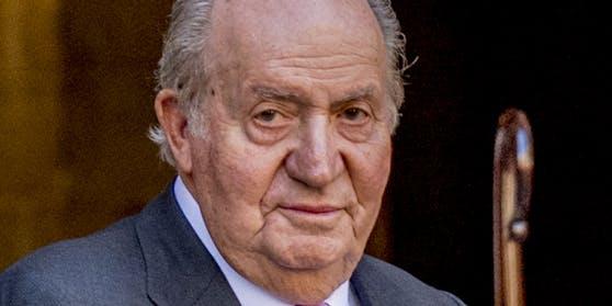 Das Geheimnis um den Aufenthaltsort von Spaniens Altkönig Juan Carlos ist nach zwei Wochen Rätselraten gelüftet