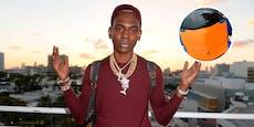 Rapper verschenkt seinen Lambo, wenn man Album kauft
