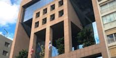 Österreichs Botschaft in Beirut schwer beschädigt