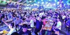 "China feiert trotz Corona wieder ein ""Oktoberfest"""