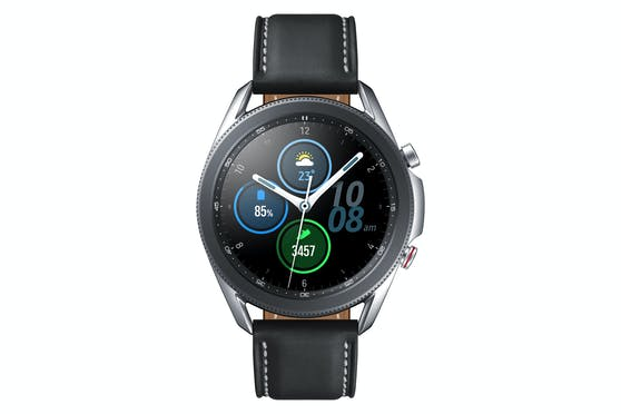 Die Samsung Galaxy Watch 3 45mm.