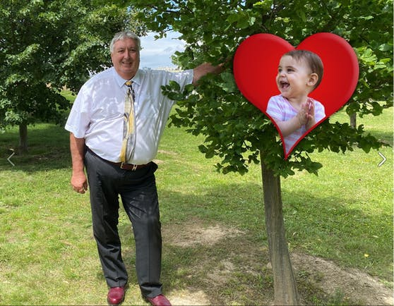 Im Herbst will Bezirkschef Paul Stadler (FPÖ) für jedes im Juli Neugeborene einen Baum pflanzen. Dadurch wird der Bezirk um 56 Bäume grüner.
