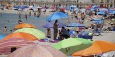 Reisewarnung für Spanien verhängt