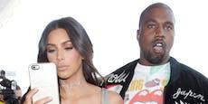 Kim Kardashian lässt sich von Kanye West scheiden