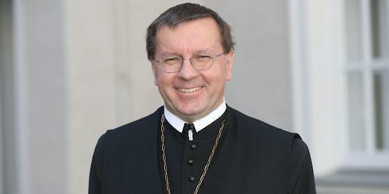 Abt Johannes Perkmann (Bild) und seine Benediktinermönche befinden sich derzeit in Quarantäne.