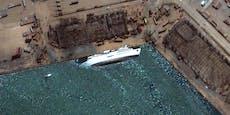Kreuzfahrtschiff durch Beirut-Explosion gesunken