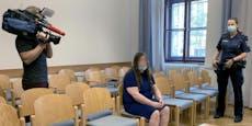 Reichsbürgerin: Mir wurden in Haft Fäkalien eingeführt