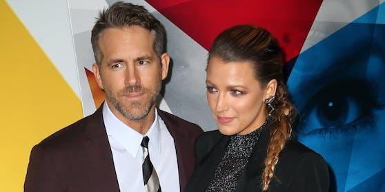 Ryan Reynolds(li.) und Blake Lively entschuldigen sich dafür, sich 2012 das Jawort auf einer ehemaligen Sklaven-Plantage gegeben zu haben.