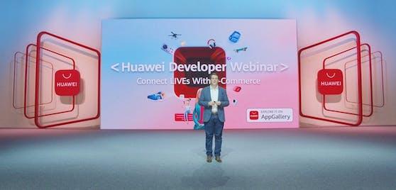 Verbesserte Technologien für Huawei Mobile Services bieten ein intelligenteres Live-Streaming-Erlebnis auf E-Commerce-Plattformen.