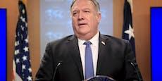 US-Außenminister Pompeo kommt nach Österreich