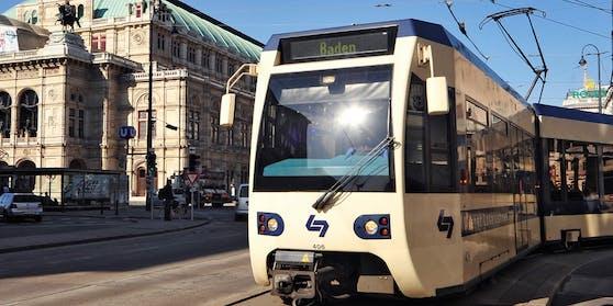 Sattes Passagierplus für die Badner Bahn.