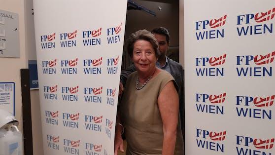 Die Ära Stenzel in der FPÖ ist vorbei.