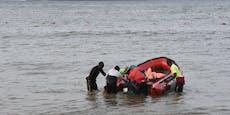 Bootsunglück vor der Küste Mauretaniens